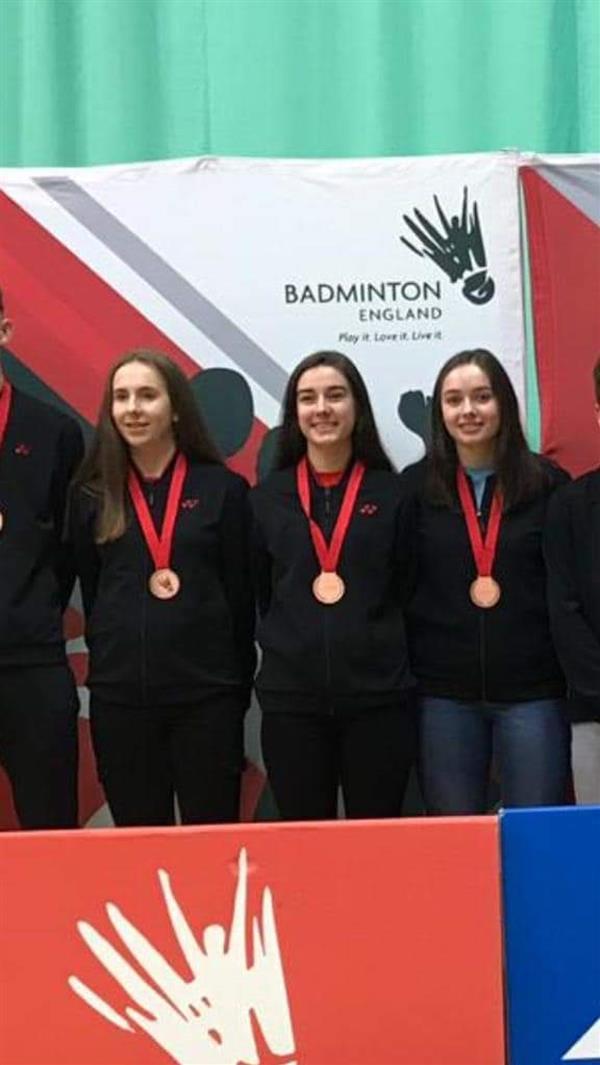 ICT 2019 Badminton