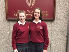 Head Girl and Deputy Head Girl
