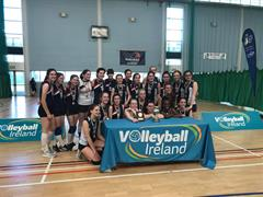 Senior Cup Volleyball