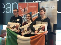 All-Ireland PowerPoint Champion