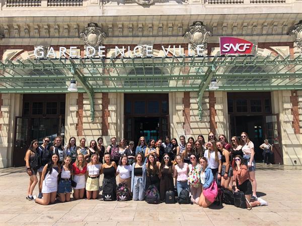 TY French Trip
