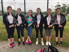 Junior Tennis Team