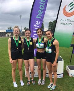 Athletics - Leinster Schools