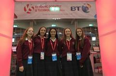 BT Young Scientist and Technology Exhibition
