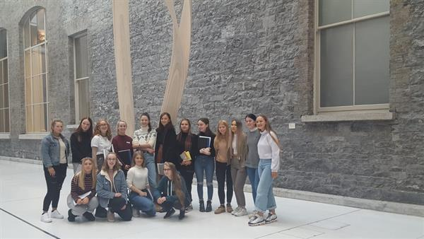 6th year Art Tour to National Gallery