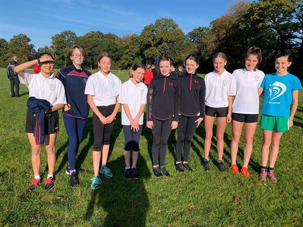 Second leg of the Cross Country Three County Challenge in Stradbally