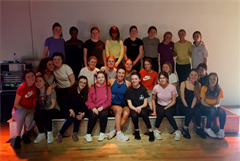 Transition Year PE 18/11/19