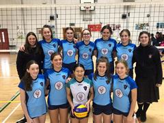 Cadette A Volleyball
