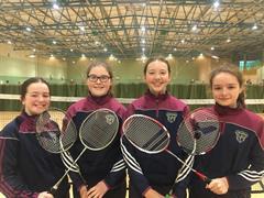 Under 16 Badminton 20/11