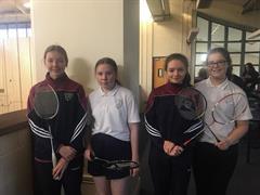 Under 16 Badminton