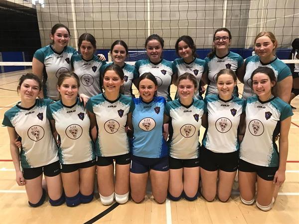 Senior A Volleyball 6/12