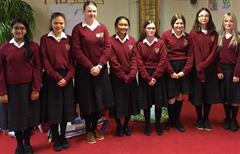 Mercy Leaders - Visit from Dominican Friar - Conor MacDonagh