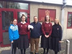 Rag Day proceeds to McAuley Place
