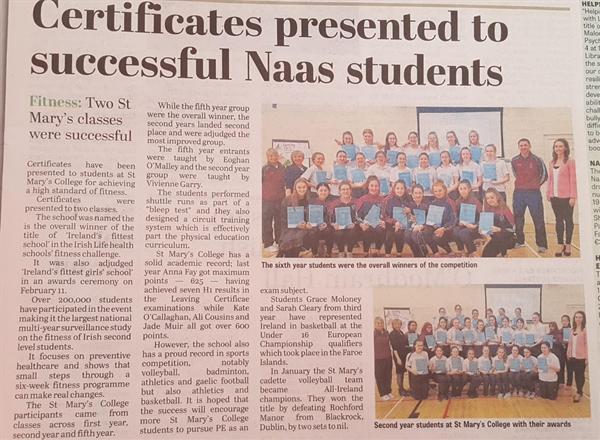 Ireland's Fittest School