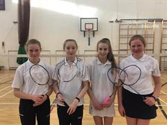 Under 14 Badminton