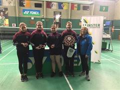 Under 16b Badminton