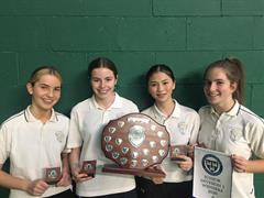 Under 16A Badminton