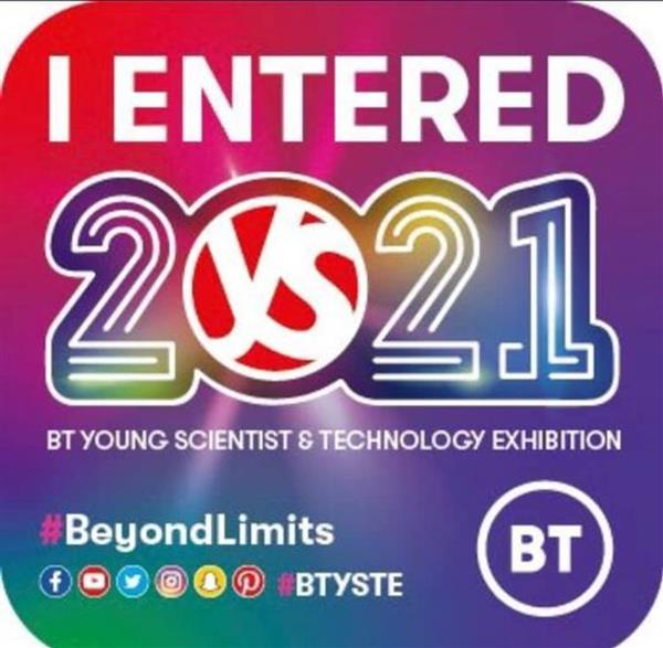4 projects have qualified for the BT Young Scientist Finals in January