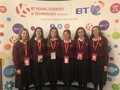 More from BT Young Scientist today