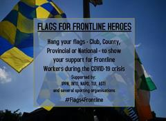 #Flags4Frontline