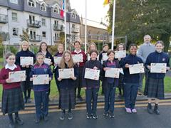 Students & Classes of the Month - September 2021