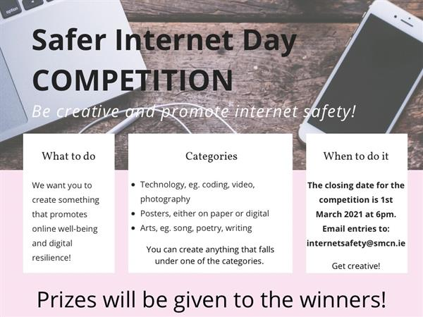 Internet Safety Week Competition